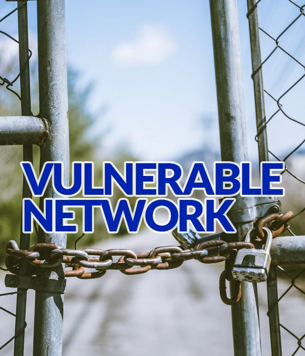 Challenge: Vulnerable Network